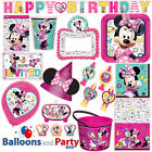plates for decoration - Disney Minnie Mouse Happy Helper Birthday Party Tableware Decorations Supplies