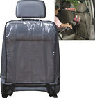 Dirty Proof Car Seat Back Protector Cover Backseat For Children Kick Mat