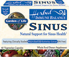 Immune Balance Sinus - 30/60 vcaps - Vitamins and Minerals