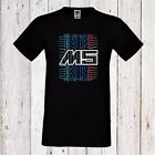 BMW M5 MEN HERREN T-SHIRT CAR  LONG SHORT SLEEVES