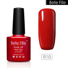 BELLE FILLE 6 Colours Set Gift Box UV/LED Soak Off Gel Nail Long Lasting 10ml