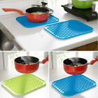 Kitchen Non-Slip Heat-Resistant Pot Bowl Oven Table Mat Trivet Tray Holder Tool