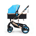Baby Stroller Travel System Pushchair Infant Pram Toddler Carriage Folding 0-3Y