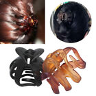 New Octopus Claw Hairpin Accessory Heart Shape Handle Curved Design Hair Clip