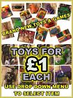 Toys Star Trek Action Figures, My First Toys, Dolls Soldiers, Cars *From £1 Each on eBay