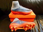 Nike Mercurial Superfly V CR7 FG/Herren/grau/orange/silber/schwarz/852511001