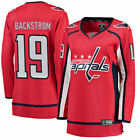 Nicklas Backstrom Washington Capitals Womens Red Home Breakaway Player Jersey