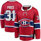 Fanatics Branded Carey Price Montreal Canadiens Red Breakaway Player Jersey