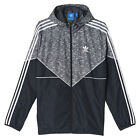 ADIDAS ORIGINALS HERREN ESSENTIAL COLORADO WINDBREAKER TREFOIL JACKE AY8353 GRAU