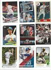 2017 TOPPS INSERTS - SERIES 1, 2 & UPDATE - ALL LISTED - STARS, RC, HOF - U PICK