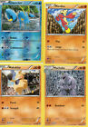 LOT OF 4  POKEMON CARS 111 SERIES (2014)