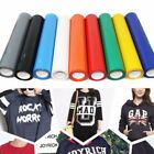 Внешний вид - A4 Meter Roll PU Heat Transfer Vinyl Iron-on Fabric HTV Press Cutter Printable