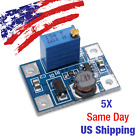 SX1308 Adjustable 2A DC Step Up Power Supply Module - 2-24V In 2-28V Out US SHIP
