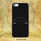 Supercar Lights in Dark Style Hard Case For iPhone 8 Samsung Sony Huawei Xiaomi