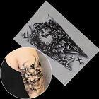 Waterproof Temporary Tattoo 3D Body Arm Sleeve Makeup Temporary Tattoos Sticker@ $0.99 USD on eBay