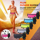 Running Belt Jogging Cycling Waist Pack Pouch Sports Water Bottle Holder Reflect image