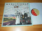 MEAL TICKET - CODE OF THE ROAD / GERMANY-LP 1977 MINT-