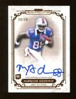 Marquise Goodwin 2013 Topps Museum Collection Auto RC 39/50 Bills 39896