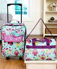 The Lakeside Collection Kids' Going to Grandma's 3-Pc. Luggage Set