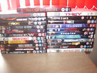 DVDS -  CHOOSE FROM AN ARRAY OF FANTASTIC THRILLERS AND HORROR FILMS