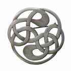 Heritage Of Scotland Celtic Knot Round Brooch