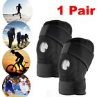 1 Pair Sports Adjustable Knee Patella Sleeve Support Brace Wrap Elastic Neoprene $10.99 USD on eBay