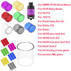 Replacement Pyrex Glass Tube AtomizeTank for SMOK TFV12 TFV8 Baby TOP