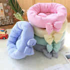Dog Pet Bed Cute bow-knot Kennel Dog Cushion Chihuahua Blanket For Small Dog