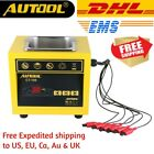 NEW AUTOOL CT100 MINI Ultrasonic Fuel Gasoline Injector Cleaner Cleaning Machine
