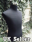 TAILOR'S DRESS MAKERS MALE MANNEQUIN DUMMY FULL TORSO CLOTHES DISPLAY - DAMAGED