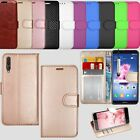 Flip Leather Wallet Case Cover For Huawei Honor 8 9 Y6  P10 P10 Lite P20 6A 7A