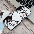 Cartoon Creative Relief Naruto Soft Phone Case Cover For iPhone 6s 7 8 Plus X 6
