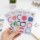 Внешний вид - Cute Memo Pad Paper Sticky Note Self Adhesive Planner Stickers Stationery