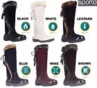 NEW SPORTO Side Winder Womens Suede Mid Calf Winter Boots! It's Time!