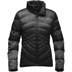 NEW The North Face Women's Aconcagua 550 Fill Down Jacket TNF Black