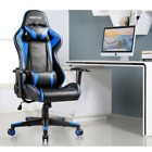 Office Gaming Chair Racing Ergonomic PU Leather High Back Computer Seat