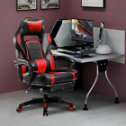 High Back Swivel Racing Car Style Bucket Seat Office Desk Chair Gaming Chair