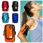 Running Armband iPhone X 8 7 6S 5S SE Sports Arm Case Holder Jogging Gym Workout