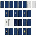 OFFICIAL STAR TREK DISCOVERY UNIFORMS LEATHER BOOK WALLET CASE FOR APPLE iPAD on eBay