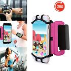360° Sport Arm Band Handy Case - Iphone X - SPO-3 Pink