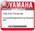 Yamaha OEM Part 7P6-F4170-00-00 CANISTER ASSY