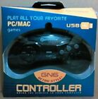 NEW Hyperkin Genesis GN6 USB Premium Controller for PC/Mac