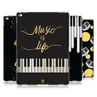 HEAD CASE DESIGNS PIANO MUSIC ART HARD BACK CASE FOR APPLE iPAD