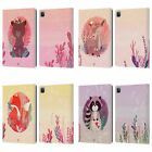 HEAD CASE DESIGNS WOODLAND ANIMALS LEATHER BOOK WALLET CASE COVER FOR APPLE iPAD