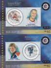 WAYNE GREYZKY CARD 3X 5 PLASTIFIED 50 th ALL STAR GAME STAMP ISSUE POST CANADA