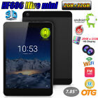 7.9 Inch Android6.0 QuadCore 2GB+32GB 2.0MP+8.0MP Cam WIFI3D BT OTG OTA Table PC
