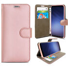 FOR Samsung Galaxy S8 S9 Plus S7 Edge FLIP LEATHER WALLET BOOK Phone Case Cover <br/> ✅Also ForS7/S7 Edge S8+ S9 Plus✅Free Screen Protector✅