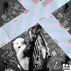 "Luv Is Rage 2 Lil Uzi Vert Album Poster Art Print Cover 12x12"" 24x24"" 32x32"