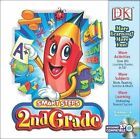 2nd Grade Edutainment Age 6-8 Learning Games PC Windows XP Vista 7 8 10 Sealed