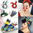 Vintage Hairband Knotted Headband Head Twisted Band Headwrap Women Accessories